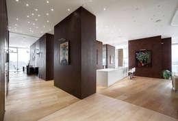 minimalistic Kitchen by ARCHDUET&DA