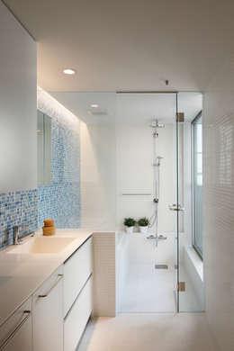 minimalistic Bathroom by アトリエ スピノザ