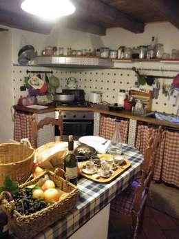 Projekty,  Kuchnia zaprojektowane przez Gottardo Lavarello Associati