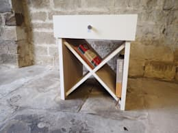 Chambre de style de style Moderne par Jon Mitchell Furniture