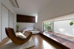 臥室 by 一級建築士事務所 株式会社KADeL