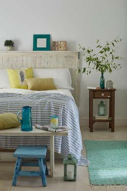 Primavera-Verano 2016: Dormitorios de estilo colonial por VILLATTE - La Maison
