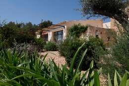 Casas de estilo rural por beppoarquitectura