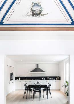 UNO8A: modern tarz Yemek Odası