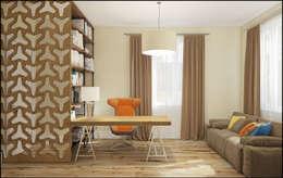 Квартира в стиле Loft : Рабочие кабинеты в . Автор – Alexander Krivov