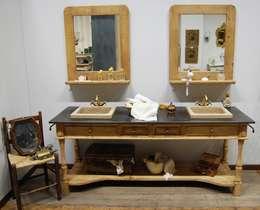 Ванная комната в . Автор – Porte del Passato