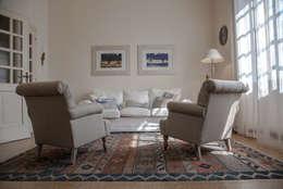 klasieke Studeerkamer/kantoor door Mostarda Design