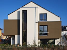 modern Houses by miccoli Architektur I Immobilien I Atelier