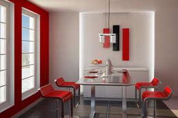 Cuisine de style de style Moderne par Menz Design
