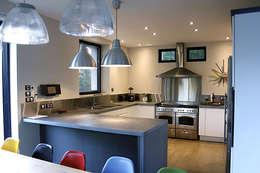 modern Kitchen by Madeleine AVANTIN
