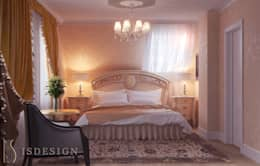 Спальная комната: Спальни в . Автор – ISDesign group s.r.o.