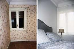 Dormitorios de estilo moderno por CPETC