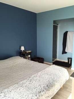 Chambre: Chambre de style de style Classique par Mint Design