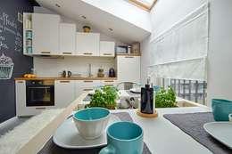 scandinavische Keuken door DreamHouse.info.pl