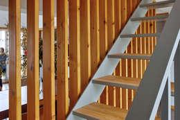 الممر والمدخل تنفيذ Estudio de Arquitectura Sra.Farnsworth