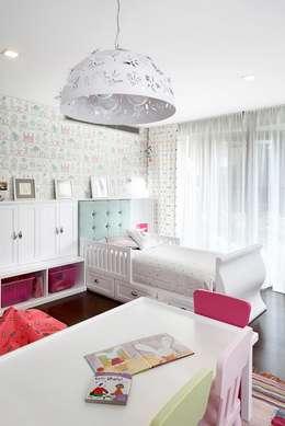Esra Kazmirci Mimarlik: modern tarz Çocuk Odası