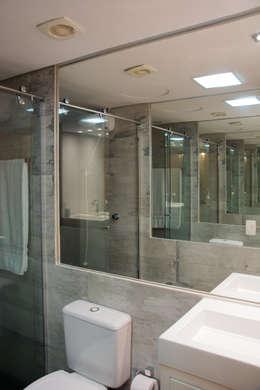 arquiteta aclaene de mello의  화장실