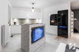 modern Kitchen by 3TOP