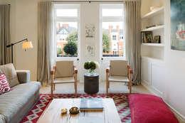 غرفة المعيشة تنفيذ Ardesia Design