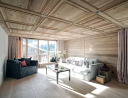 country Living room by Ardesia Design