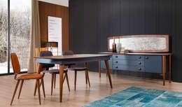 modern Dining room تنفيذ YILDIZ MOBİLYA