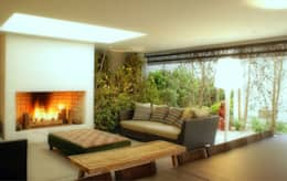 Jardines de invierno de estilo moderno por BRAESCHER FOTOGRAFIA