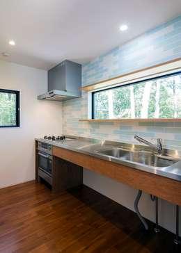 廚房 by Unico design一級建築士事務所