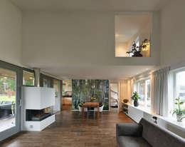 country Living room by De Zwarte Hond