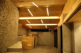 작업실 : IEUNG Architect의  서재 & 사무실