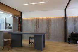 식당: IEUNG Architect의  주방