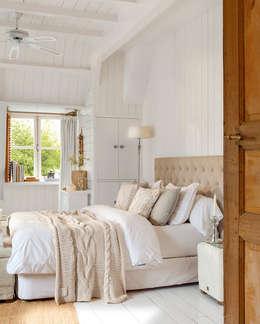 scandinavische Slaapkamer door Casa de Valentina