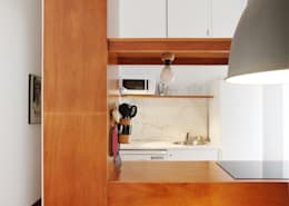 modern Kitchen by PreConceito
