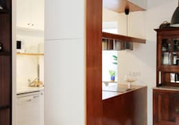 Кухни в . Автор – PreConceito