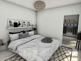Suite Parentale: Chambre de style de style Moderne par Dem Design
