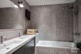 Salle de bains de style  par Dröm Living