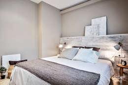 mediterranean Bedroom by Dröm Living