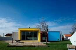 moderne Huizen door Nelson Resende, Arquitecto