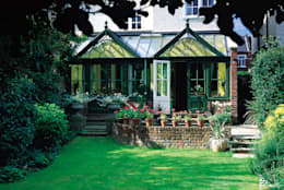Traditional Conservatory : rustic Conservatory by Westbury Garden Rooms