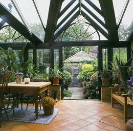 Westbury Garden Rooms의  실내 정원