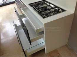 Кухня в . Автор – Erdal Demircan İç Tasarım ve Dekorasyon