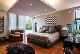 moderne Slaapkamer door aaestudio