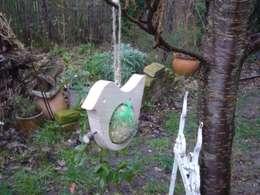 Jardines de estilo  por jute-idee