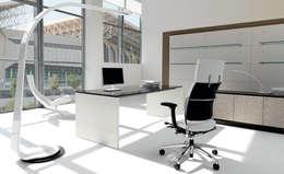 modern Study/office by Arredoufficio srl