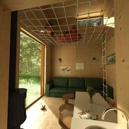 Летний дом: Гостиная в . Автор – План_Б