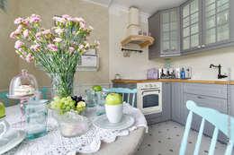 Ciepło Zimno...: styl , w kategorii Kuchnia zaprojektowany przez DreamHouse.info.pl