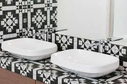 KRJ: styl , w kategorii Łazienka zaprojektowany przez Och_Ach_Concept