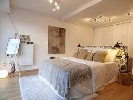 Schlafzimmer: skandinavische Schlafzimmer von Birgit Hahn Home Staging