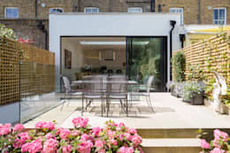 Terrace by Frost Architects Ltd