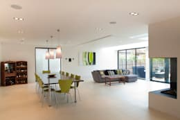 modern Dining room by Frost Architects Ltd