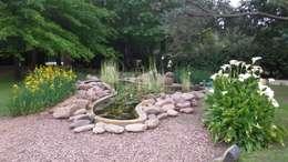 moderner Garten von LAS MARIAS casa & jardin